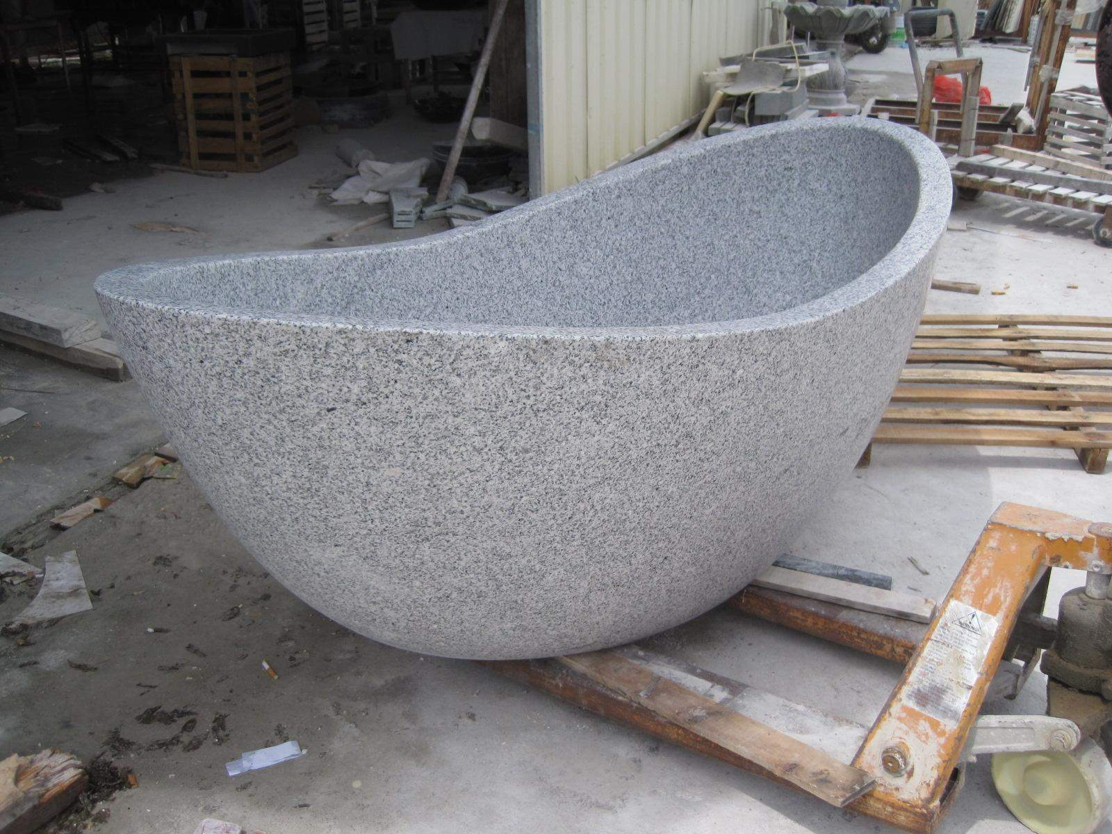 G603 granite bathtub